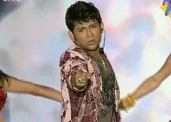 Sa Re ga ma 2007 winner Aneek Dhar