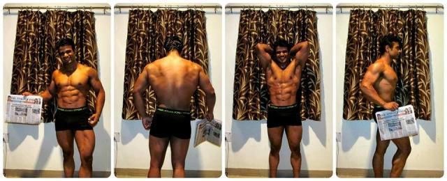 Nipun Jain Online Personal Trainer India