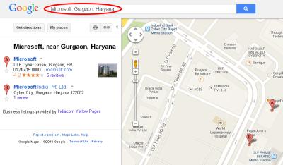 Google maps Joomla