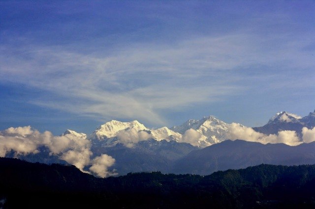 Best Himalayas view